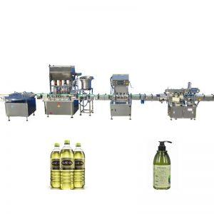 Stroj na plnenie mazacieho oleja 100 ml - 1 000 ml