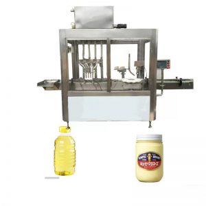 Stroj na plnenie olivového oleja s výkonom 220 V 1,5 kW