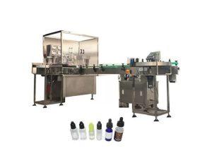 3kw automatický elektronický stroj na plnenie tekutín