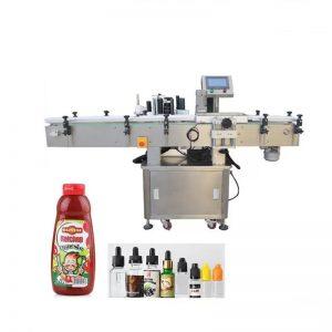 Riadenie PLC stroja na označovanie fliaš