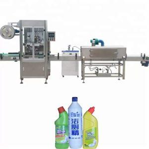 Stroje na označovanie fliaš používané na riadenie guľatých fliaš PLC