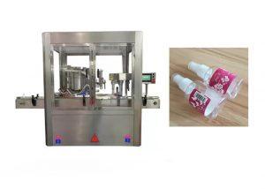 Stroj na plnenie parfémov s elektrickým pohonom