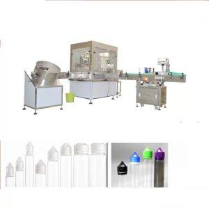 Elektronický stroj na plnenie tekutín s rozhraním dotykovej obrazovky Siemens
