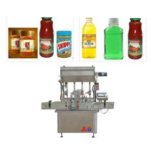 Plniace zariadenie pre štyri dýzy Ketchup