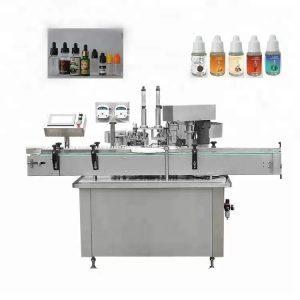 Plne automatický stroj na plnenie éterického oleja 10 ml