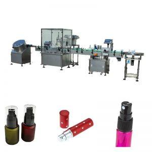 Plne automatický stroj na plnenie éterických olejov