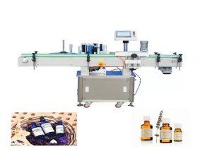 Plnoautomatické etiketovacie zariadenie pre okrúhle fľaše