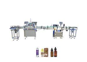 Stroj na plnenie fliaš cigaretovým olejom s vysokou hustotou