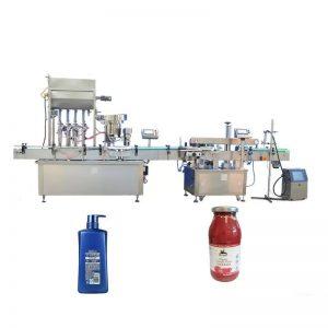 Vysokorýchlostný stroj na plnenie medom používaný vo farmaceutických výrobkoch