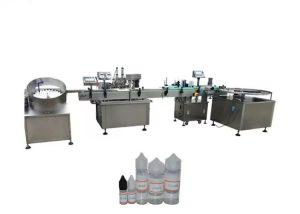 Stroj na plnenie tekutín s vysokou viskozitou