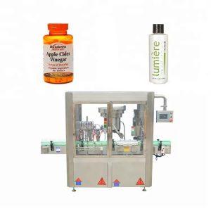 Honey Capping Machine pre fľaše