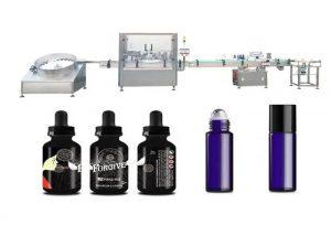 Lekársky stroj na plnenie éterických olejov