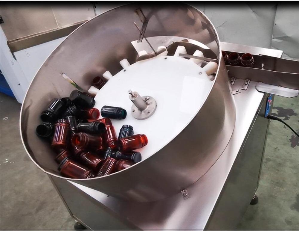 NP-SL60 tabletky s dvoma hlavami na počítanie tabletiek, plnené do kapsúl
