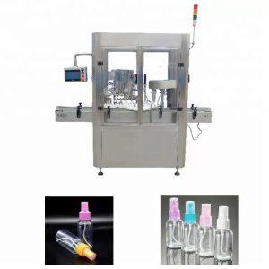Plniaci stroj parfémov riadiaceho systému PLC