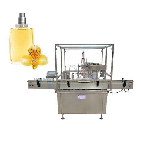 Parfémy plniaci stroj
