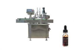 Peristaltické čerpadlo elektronický stroj na plnenie tekutín