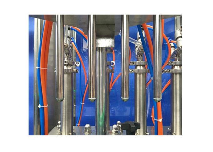 Piestové čerpadlo automatické plnenie tekutín stroj
