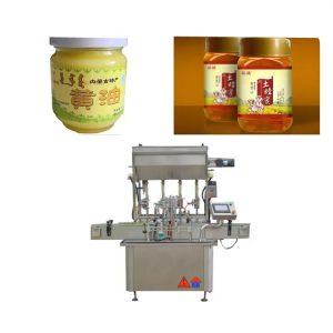 Stroj na plnenie medu s dotykovou obrazovkou
