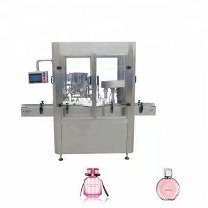 automatický plniaci stroj na parfumy